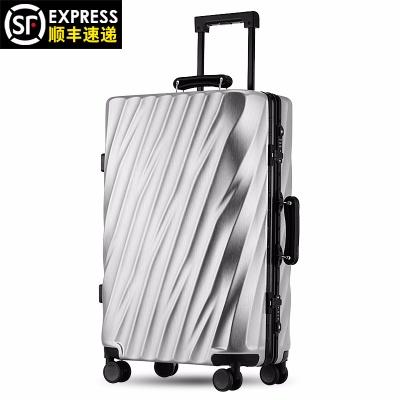 铝框20寸登机箱24寸行李箱密码箱26寸复古旅行箱29寸?#24615;?#31665;包