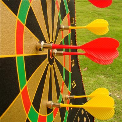 飞镖盘套装专业比赛训练标靶磁性儿童吸铁石飞镖磁铁飞镖盘套装内