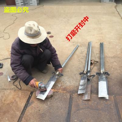 农用工具铁锹 挖树铲挖树锹花锹锰钢锹 锹 园林铁锹 铲子园艺铁铲